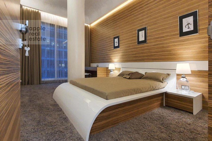 Спальня в 2-комнатной квартире по адресу Большая Грузинская улица 69