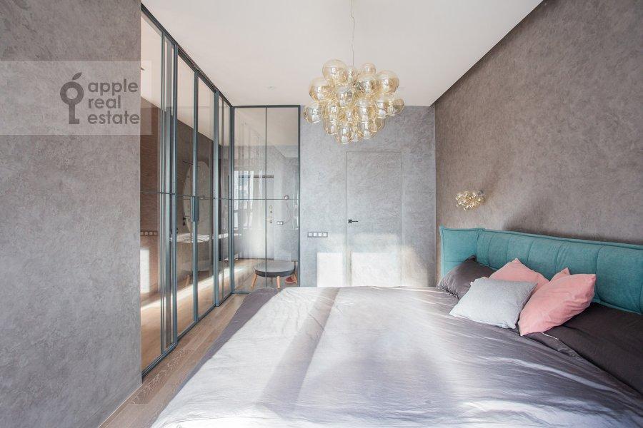 Спальня в 2-комнатной квартире по адресу улица Василисы Кожиной 13