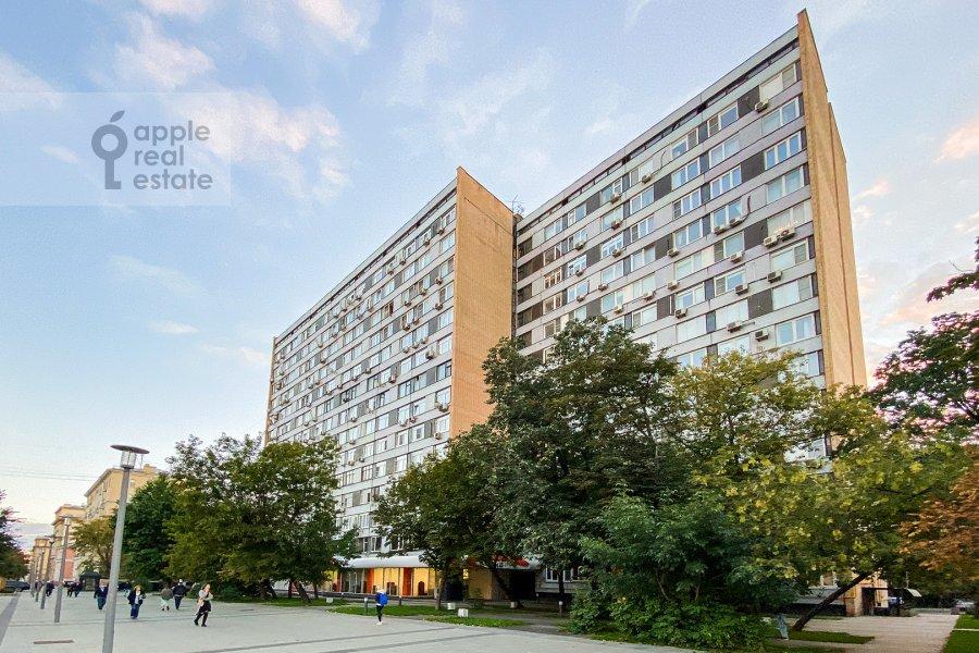 Фото дома 2-комнатной квартиры по адресу Новинский бульвар 15