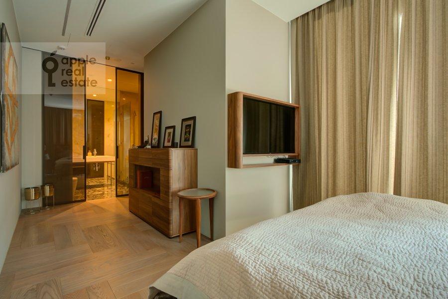 Спальня в 2-комнатной квартире по адресу 1-й Красногвардейский проезд 22с1