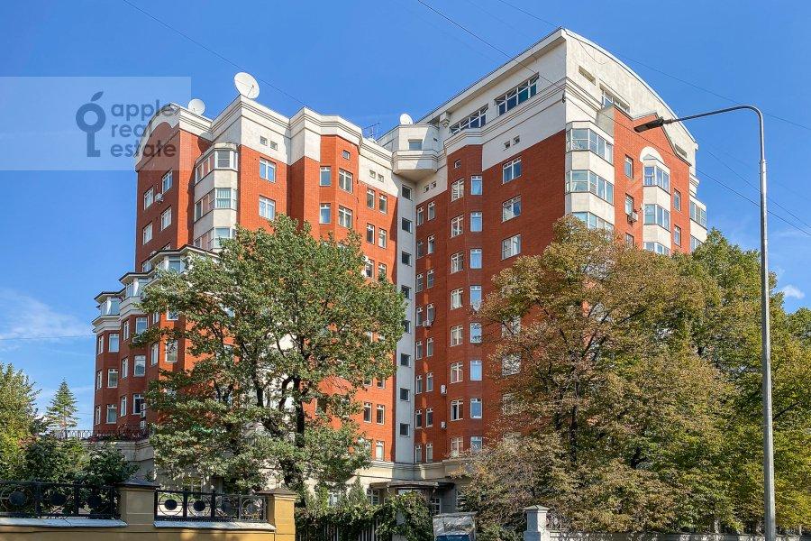 Фото дома 4-комнатной квартиры по адресу 1-й Спасоналивковский переулок 20
