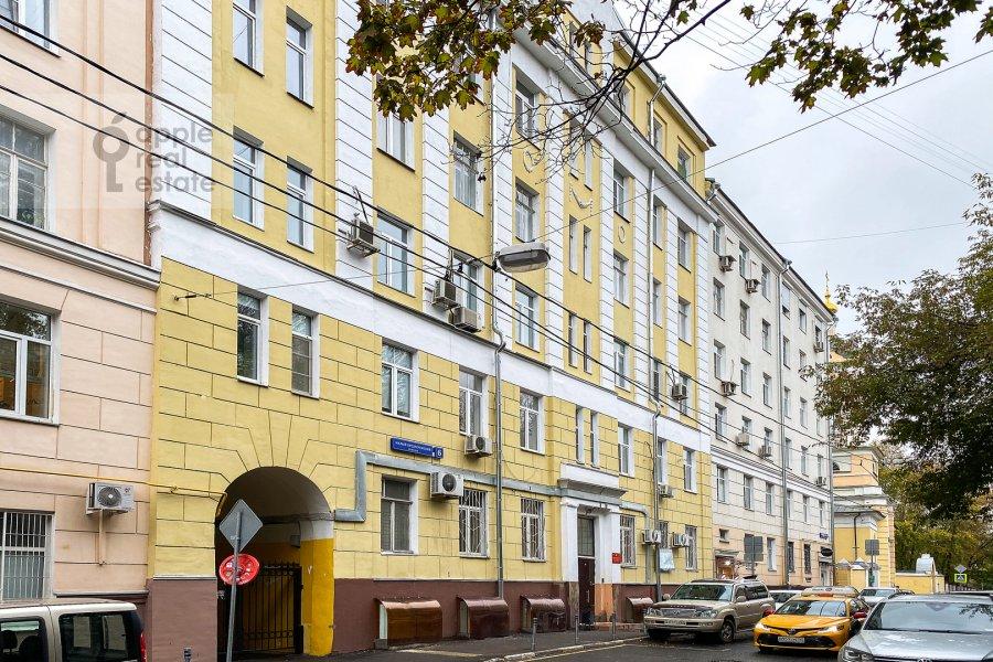 Фото дома 2-комнатной квартиры по адресу Малый Предтеченский переулок 6
