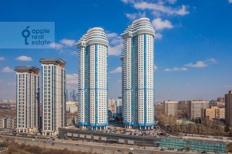 Фото дома 4-комнатной квартиры по адресу Мосфильмовская улица 70к3