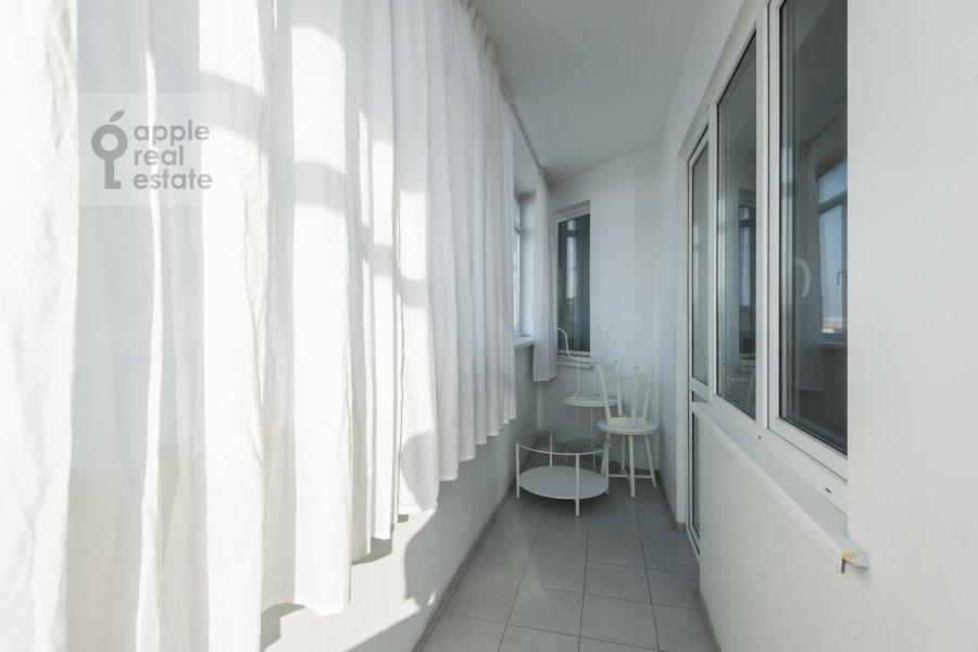 Балкон / Терраса / Лоджия в 5-комнатной квартире по адресу Красная Пресня 21
