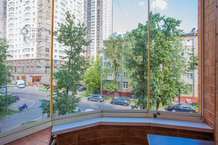 Балкон / Терраса / Лоджия в 5-комнатной квартире по адресу 4-я Парковая улица 13