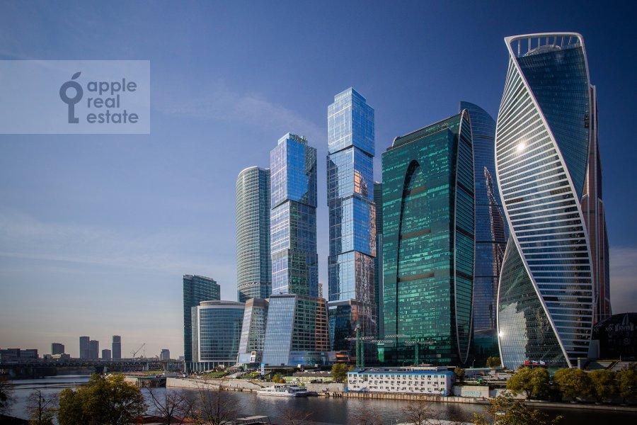 Photo of the house of the 2-room apartment at Presnenskaya naberezhnaya 8s1