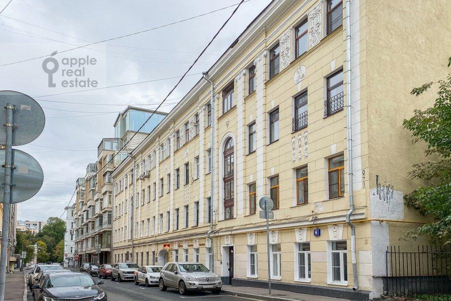 Фото дома 4-комнатной квартиры по адресу Фурманный переулок 6
