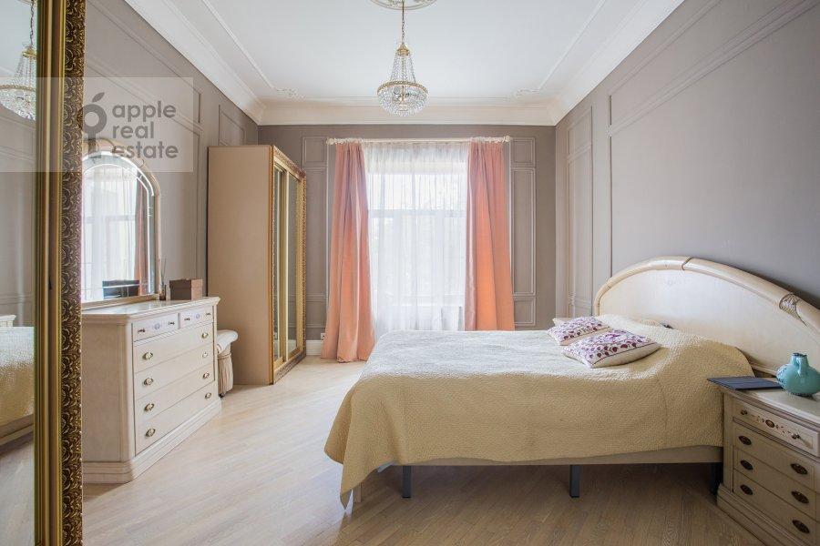 Спальня в 4-комнатной квартире по адресу Фурманный переулок 6
