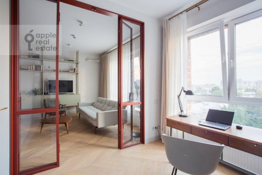 Детская комната / Кабинет в 2-комнатной квартире по адресу Черняховского 19к3