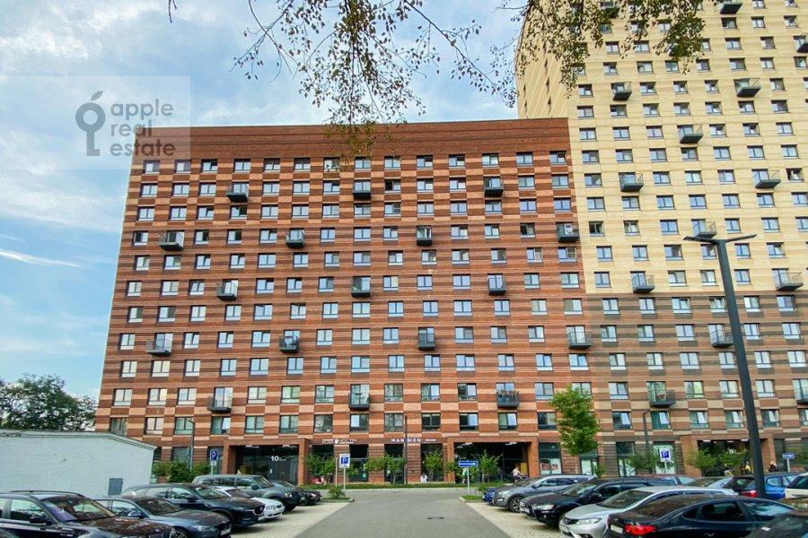 Фото дома 2-комнатной квартиры по адресу Черняховского 19к3