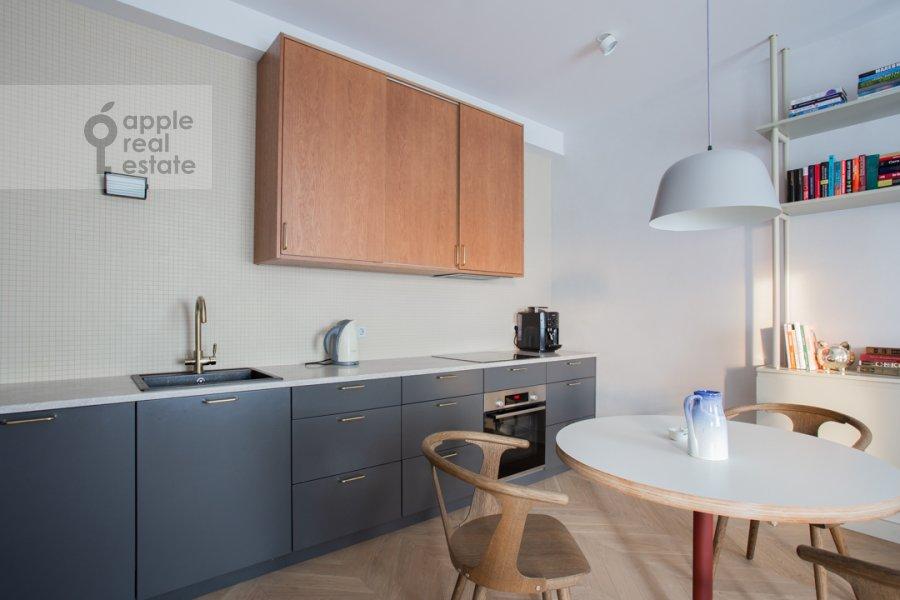 Кухня в 2-комнатной квартире по адресу Черняховского 19к3