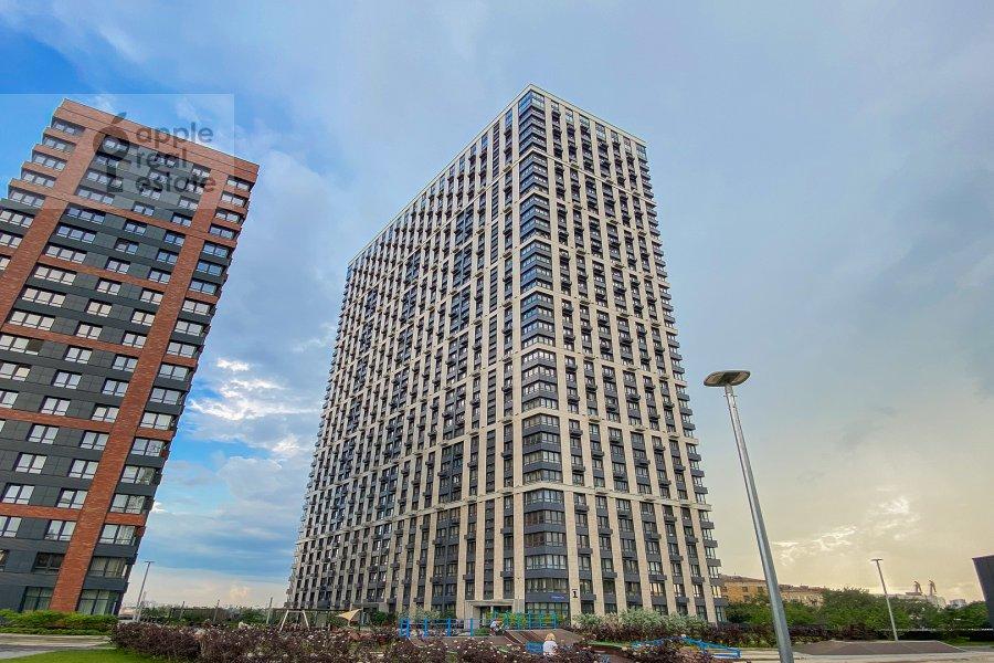 Photo of the house of the 4-room apartment at Shelepikhinskaya naberezhnaya 34k2