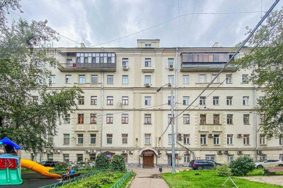 Фото дома 4-комнатной квартиры по адресу Мясницкая улица 17С2