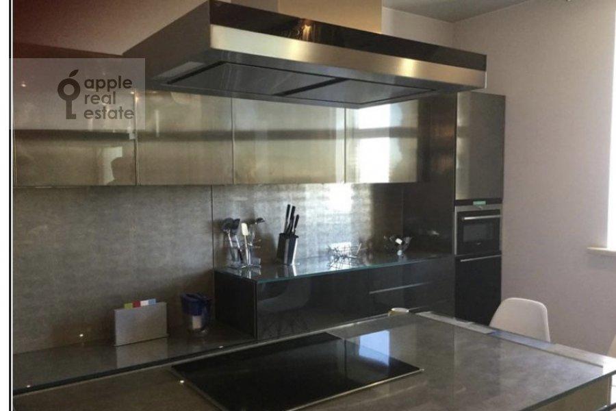 Кухня в 2-комнатной квартире по адресу Шмитовский проезд 16с2