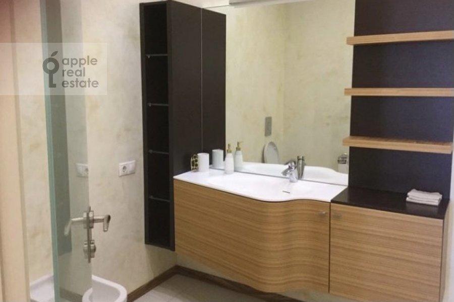 Санузел в 2-комнатной квартире по адресу Шмитовский проезд 16с2