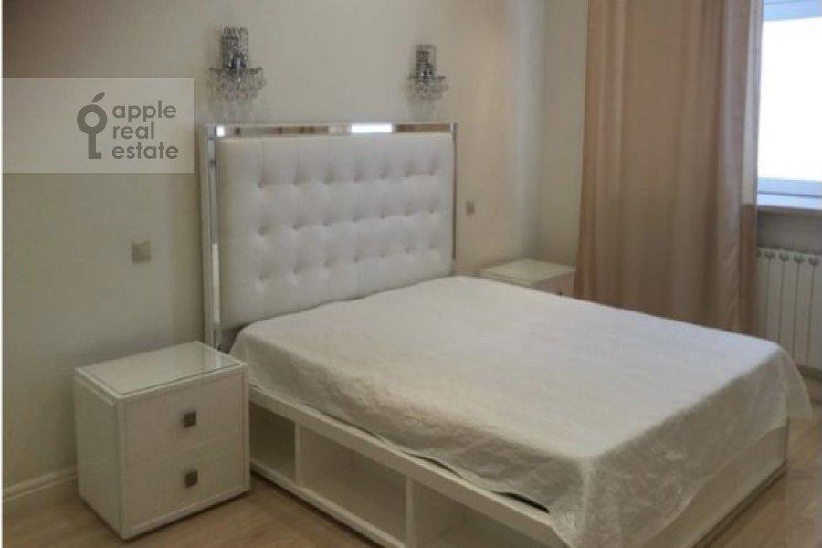Спальня в 2-комнатной квартире по адресу Шмитовский проезд 16с2