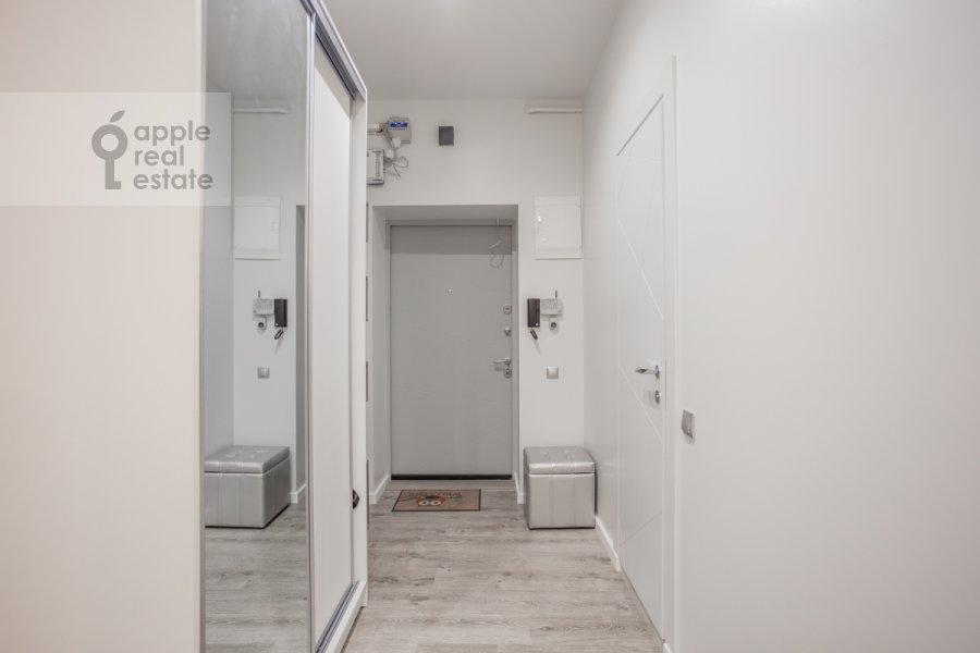 Коридор в 3-комнатной квартире по адресу 3-я Тверская-Ямская улица 12с3