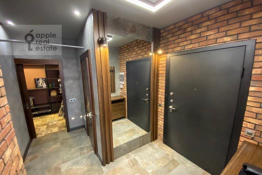 Квартира-студия по адресу Ходынская улица 2