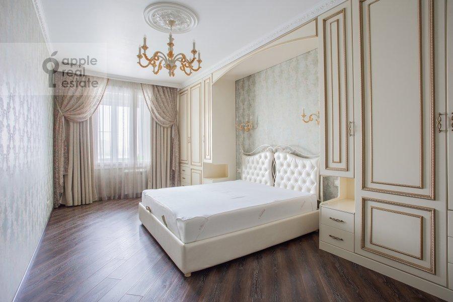 Спальня в 2-комнатной квартире по адресу Ленинградское шоссе 25к2