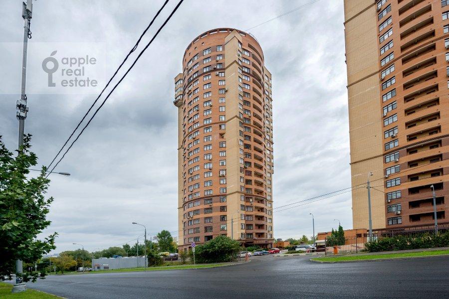 Фото дома 3-комнатной квартиры по адресу улица Твардовского 14к3
