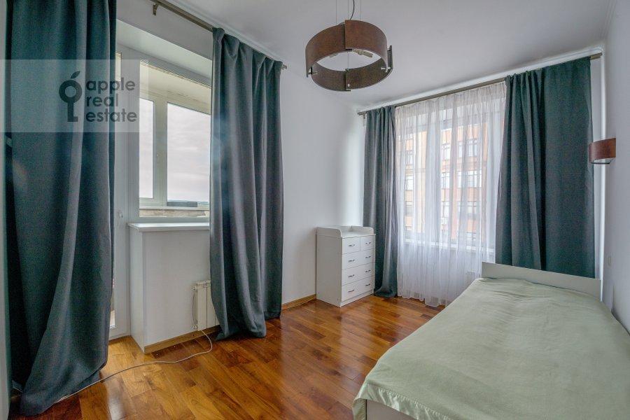 Детская комната / Кабинет в 3-комнатной квартире по адресу улица Твардовского 14к3