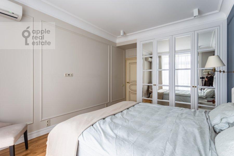 Спальня в 3-комнатной квартире по адресу Садовая-Кудринская улица 7