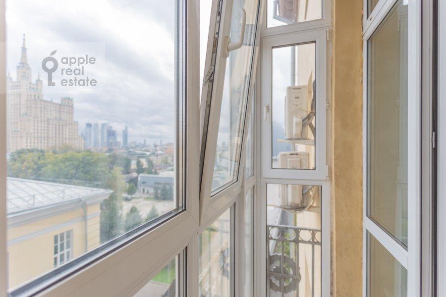 Балкон / Терраса / Лоджия в 3-комнатной квартире по адресу Садовая-Кудринская улица 7