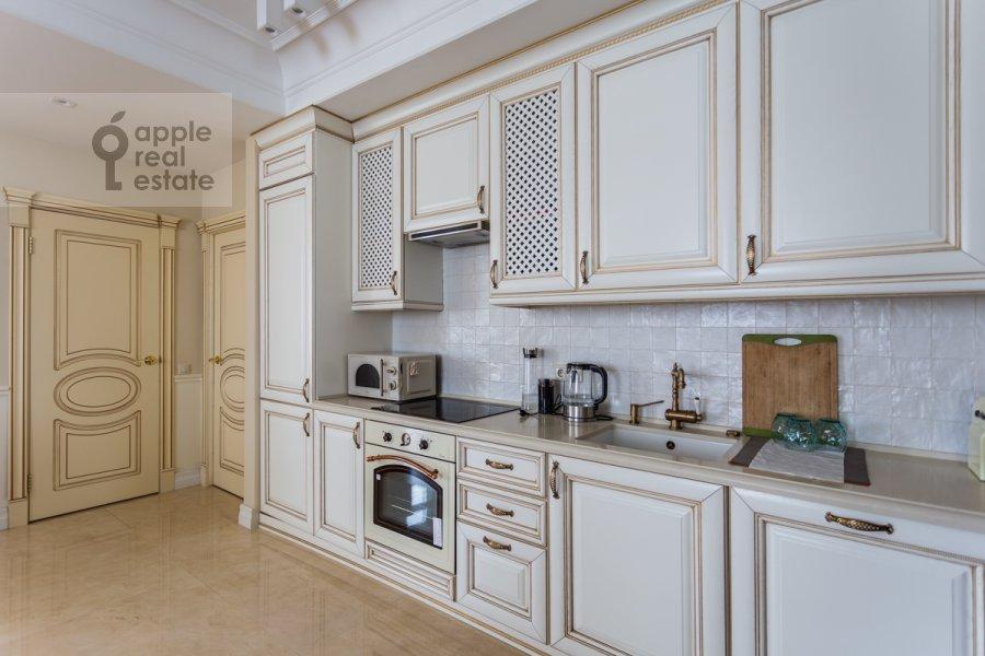 Кухня в 3-комнатной квартире по адресу Садовая-Кудринская улица 7