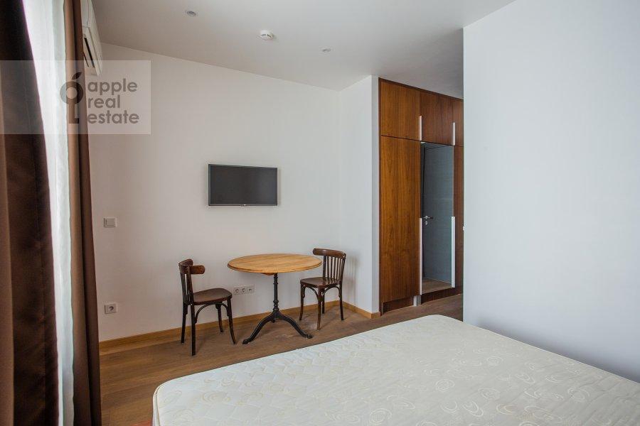 Спальня в 4-комнатной квартире по адресу Мясницкая улица 24/7с3