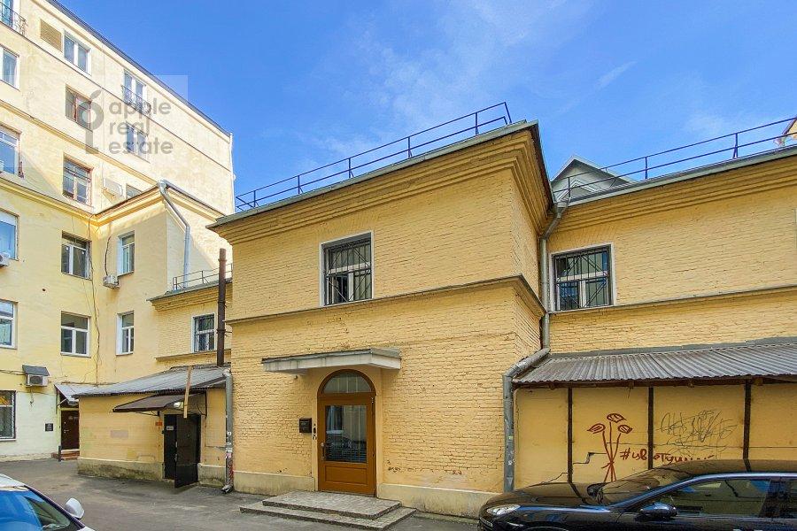 Фото дома 4-комнатной квартиры по адресу Мясницкая улица 24/7с3