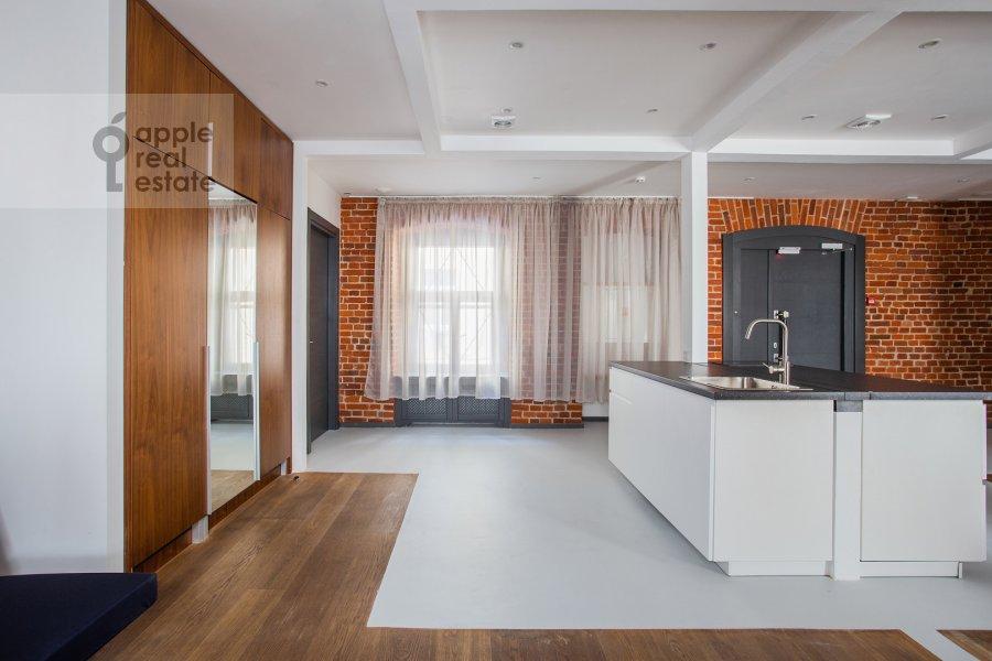 Кухня в 4-комнатной квартире по адресу Мясницкая улица 24/7с3