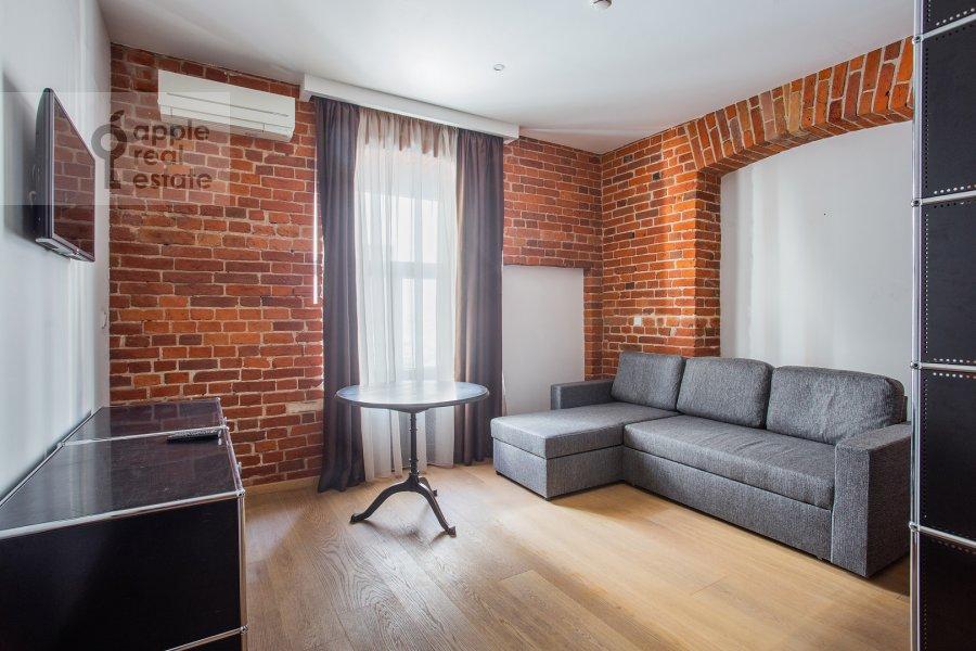 Детская комната / Кабинет в 4-комнатной квартире по адресу Мясницкая улица 24/7с3