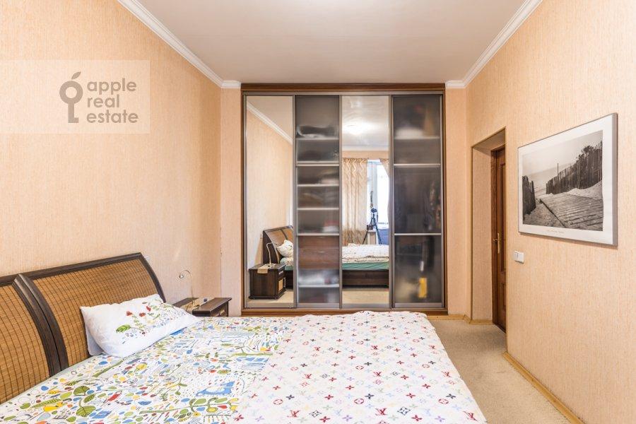 Спальня в 2-комнатной квартире по адресу Гагаринский пер. 6