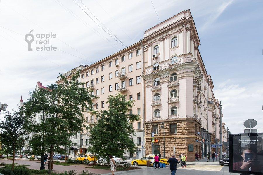 Фото дома 3-комнатной квартиры по адресу Благовещенский пер. 5