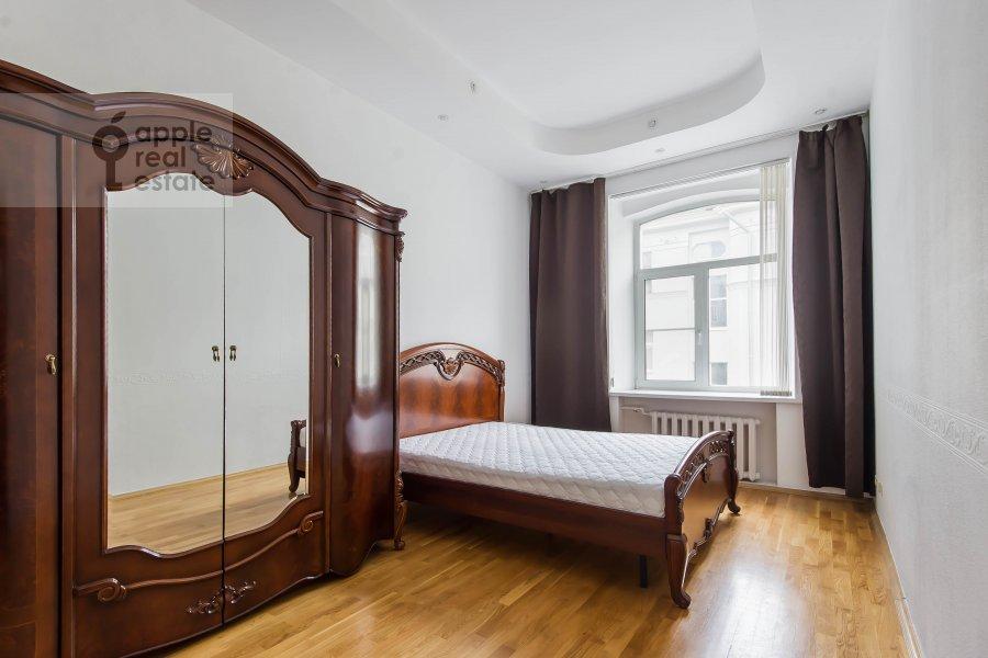 Спальня в 5-комнатной квартире по адресу Мясницкая ул. 15