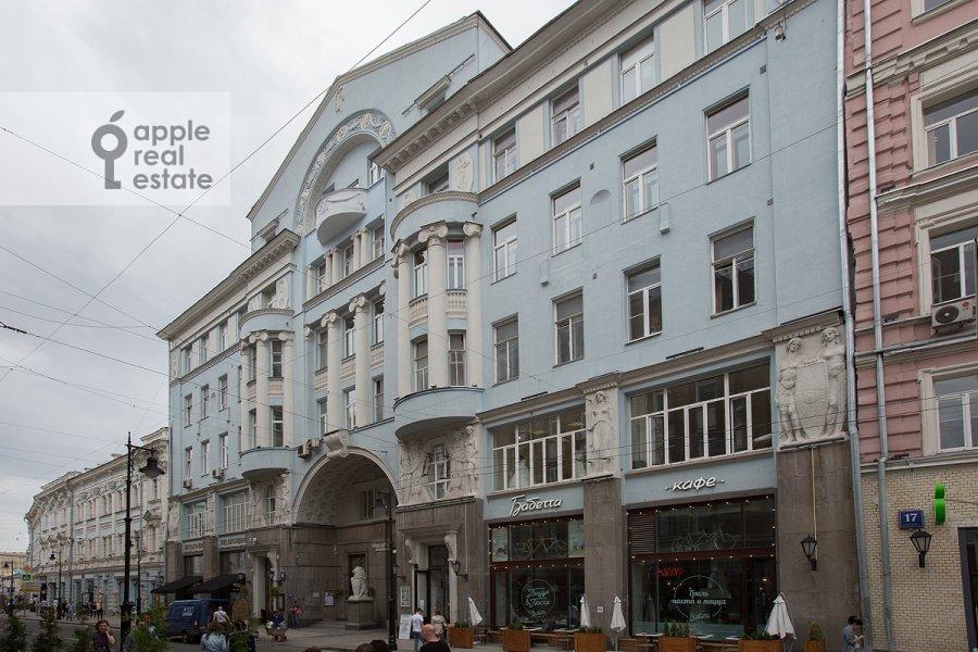 Фото дома 5-комнатной квартиры по адресу Мясницкая ул. 15