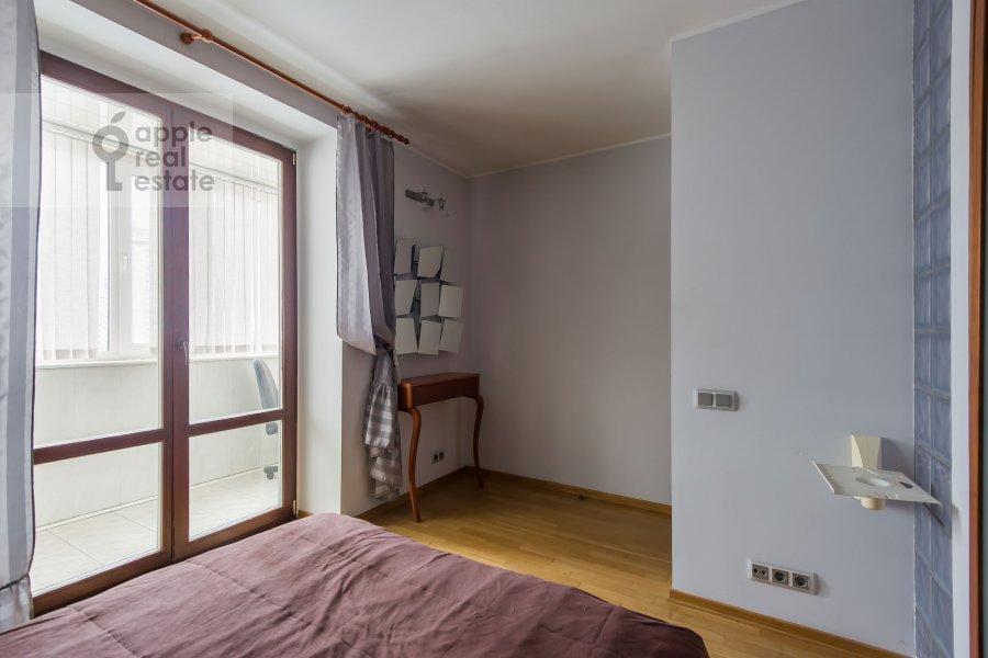 Спальня в 3-комнатной квартире по адресу Таганская ул. 44