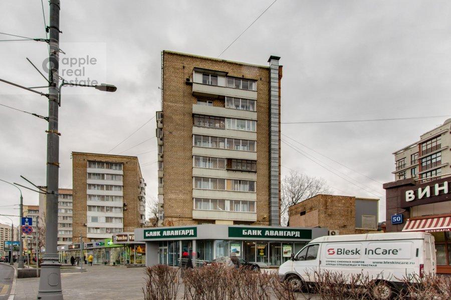 Фото дома 1-комнатной квартиры по адресу Якиманка Большая ул. 52
