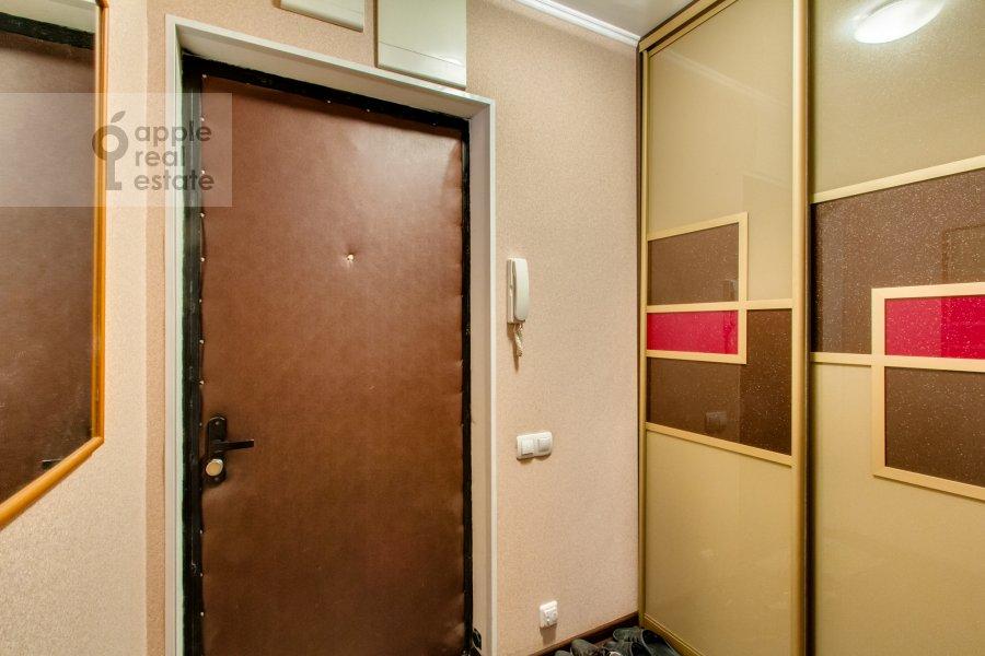 Коридор в 1-комнатной квартире по адресу Якиманка Большая ул. 52