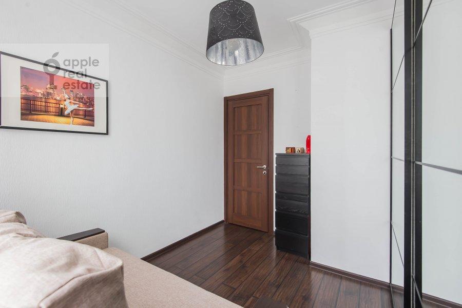 Children's room / Cabinet of the 3-room apartment at Arbat Novyy ul. 26