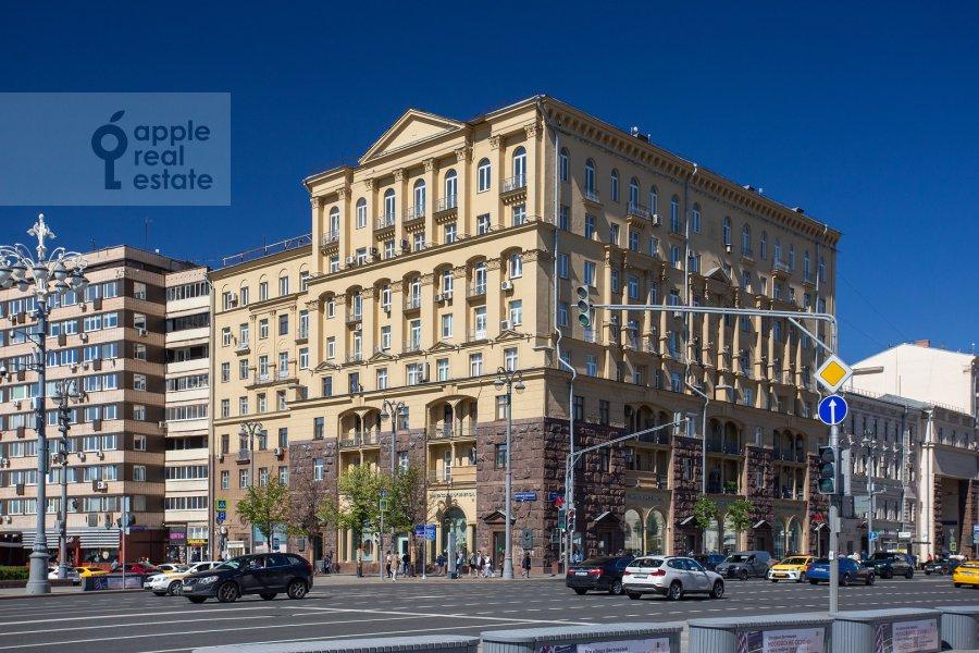 Фото дома 4-комнатной квартиры по адресу Тверская ул. 19