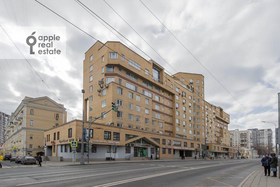 Фото дома 2-комнатной квартиры по адресу Таганская ул. 26/1