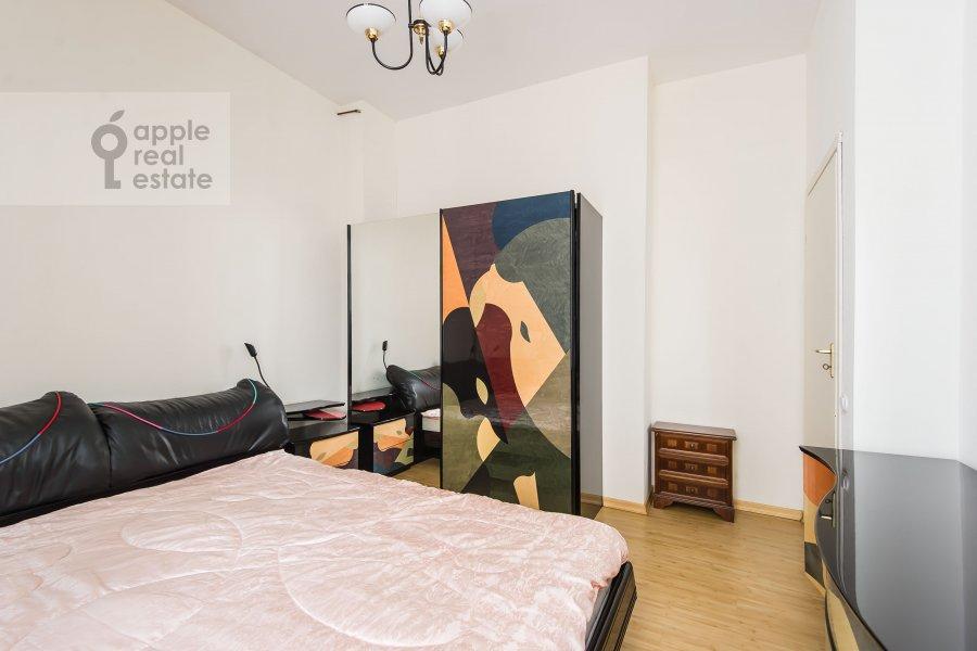 Спальня в 3-комнатной квартире по адресу Гоголевский бульвар 23