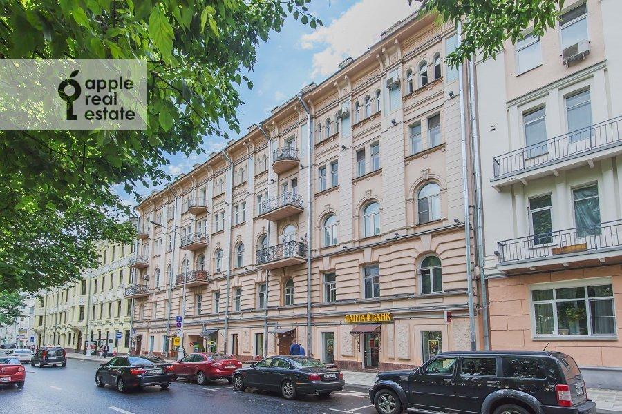 Фото дома 3-комнатной квартиры по адресу Гоголевский бульвар 23