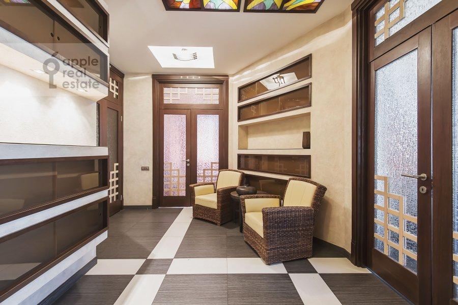 Corridor of the 3-room apartment at Zachat'evskiy 1-y per. 6s1