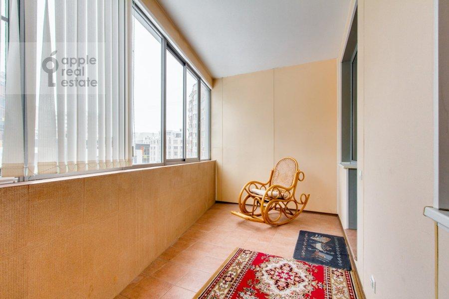 Балкон / Терраса / Лоджия в 4-комнатной квартире по адресу Шаболовка 23к3