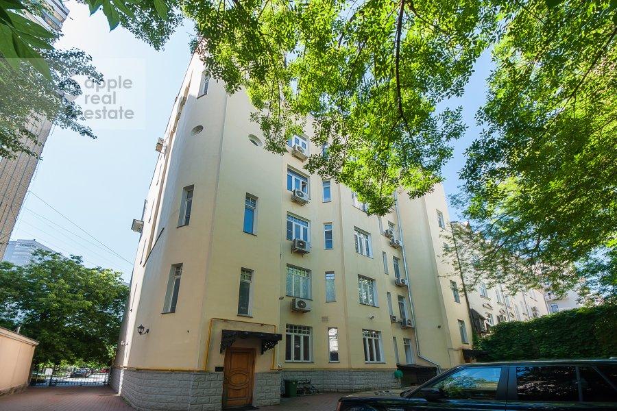 Фото дома 2-комнатной квартиры по адресу Молчановка Малая ул. 4
