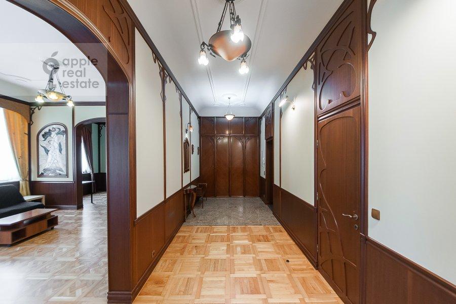 Коридор в 2-комнатной квартире по адресу Молчановка Малая ул. 4