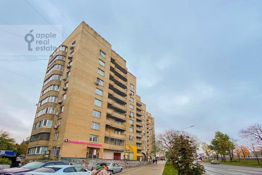 Фото дома 4-комнатной квартиры по адресу Гончарный пр. 8/40