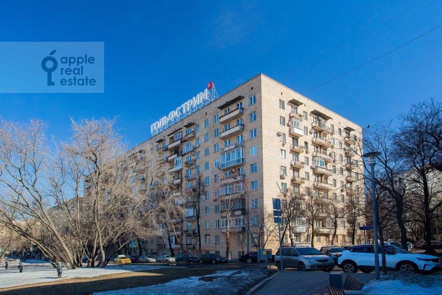 Фото дома 3-комнатной квартиры по адресу Ростовская наб. 3
